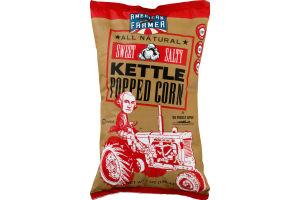 American Farmer Sweet Salty Kettle Popped Corn