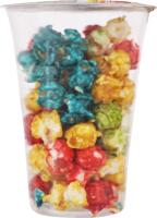 Попкорн в карамелі зі смаком фруктовий мікс Big Panda ст 60г