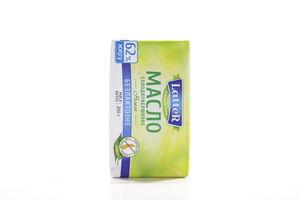 Масло безлактозне Ніжне 62% LatteR 200г