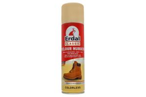 Спрей Erdal для взуття Догляд за замшею безкольоровий 250мл