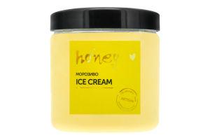 Морозиво Ананас-манго-маракуйя Веган Honey п/б 300г