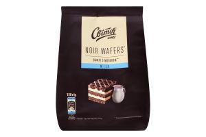 Вафли с молоком Noir wafers Світоч м/у 150г