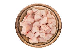 Сало свиное рубленое