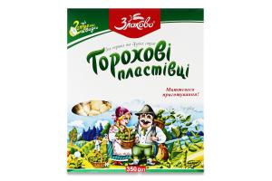 Пластівці горохові Злаково к/у 350г