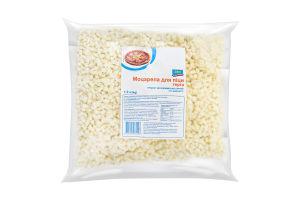 Продукт сырный 31% мягкий подплавленный Моцарелла для пиццы Aro м/у 1кг