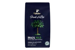 Кава натуральна смажена в зернах Brazil Mild Privat Kaffee Tchibo в/у 500г