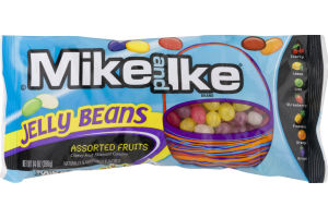 Mike And Ike Jelly Beans Assorted Fruits