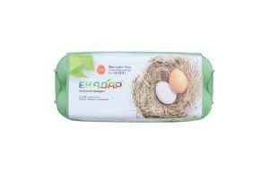 Яйца куриные Екадар к/у 10шт
