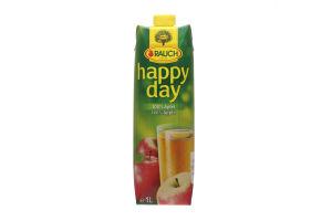 Сок Happy Day яблоко