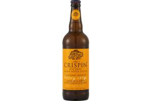 Crispin Natural Hard Apple Cider Honey Crisp
