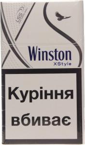 Сигареты winston xstyle silver купить сигареты парламент купить дешево в москве