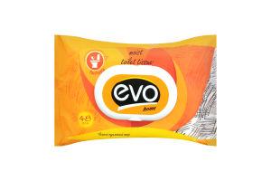 Туалетная бумага влажная Evo Home 48шт