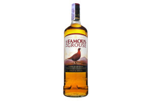 Виски 1л 40% The Famous Grouse c/бут