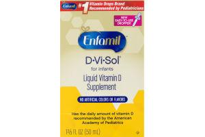 Enfamil D-vi-Sol Liquid Vitamin D Supplement