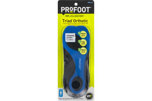 Profoot Triad Orthotic Mens 8-13
