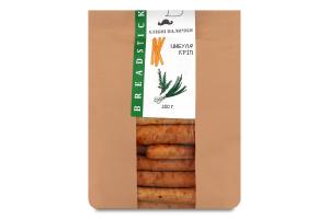 Палички хлібні з цибулею та перцем Урожай м/у 200г