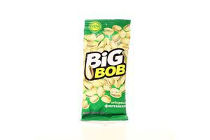 Фисташки жареные соленые Big Bob м/у 50г