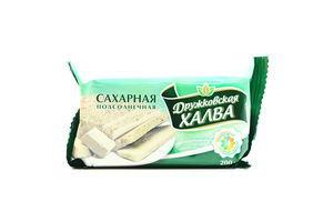Халва Дружковская сахарная м/у 200г