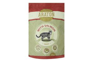Корм для котов Araton Adult salmon