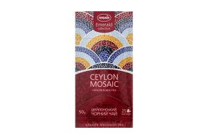 Чай черный Премія Ceylon Mosaic цейлонский мелкий