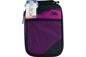 Arctic Zone Insulated Lunch Hard Liner with Adjustable Divider