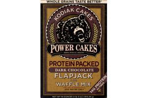 Kodiak Cakes Power Cakes Dark Chocolate Flapjack And Waffle Mix