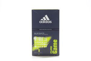 Туалетная вода мужская Pure Game Adidas 100мл