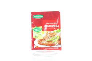 Смесь пряностей для свинины Avokado 25г