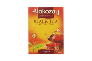 Чай черный гранулированный Alokozay к/у 100г