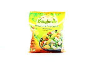Суміш Bonduelle овочева з броколі та кабачками 400г х16