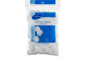 CareOne Cotton Balls Jumbo Plus - 70 CT