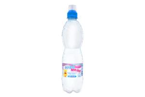 Вода питна негазована Аква Мама п/пл 0.5л