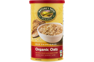 Nature's Path Organic Old Fashioned Organic Oats