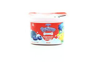 Продукт йогуртный Danone Растишка яблоко-груша 1,5% 115г