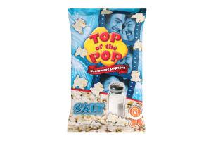 Попкорн для мікрохвильової печі Salt Top of the Pop м/у 100г