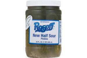 Rosoff New Half Sour Pickles