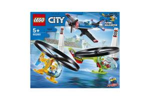 Конструктор для детей от 5лет №60260 Air Race Lego 1шт