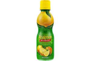 ReaLemon 100% Lemon Juice - 8oz