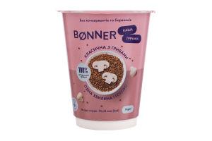 Каша гречана з грибами Bonner ст 60г