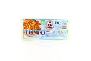 Тесто слоеное дрожжевое замороженное Дригало м/у 500г