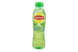 Напій безалкогольний негазований Холодний зелений чай Lipton п/пл 0.5л