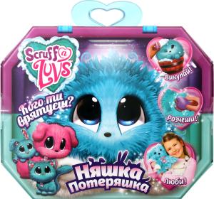 "Іграшка ""Няшка-Потеряшка"", аква, WorldsApar, 635SLA01, шт"
