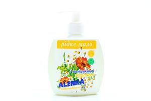 Мыло детское жидкое антисептическое с экстрактом ромашки Alenka 200г