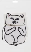 Чохол для портативних пристроїв AirPods білий Cat Fakk Case 1шт