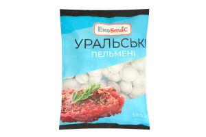 Пельмени Уральские EkoSmac м/у 500г