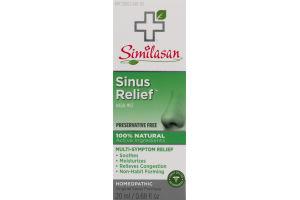 Similasan Sinus Relief Nasal Mist