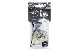Ароматизатор воздуха для автомобиля Black Fresh Bag Aroma Car 20г