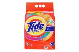 Порошок стиральный Automat Color Tide 6кг