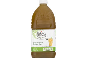 Nature's Promise Organic Green Tea Unsweetened