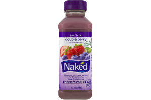 Naked Protein Juice Smoothie Double Berry